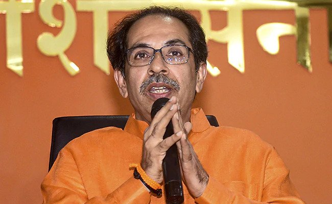 Uddhav Thackeray: No Changing Stripes For The Tiger