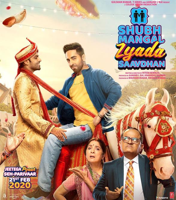 Subh Mangal Zyada Savdhan: Another Winner From Ayushmann Khuranna