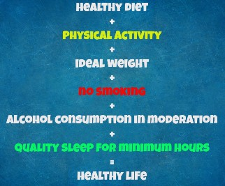 Follow Six Simple Steps For A Healthy Life