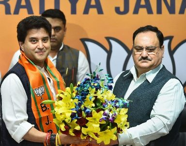 Scindia In BJP, Congress Has No Answers