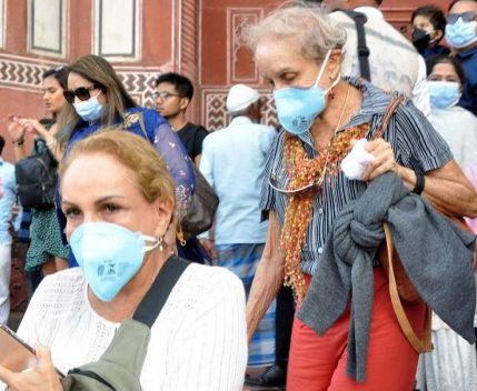 Against Conventional Wisdom: Foreigners Choosing To Stay Back In India During The COVID-19 Pandemic