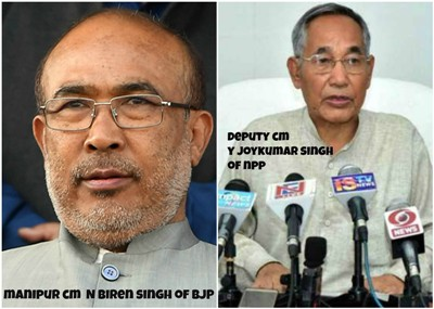 The Congress Turns The Tables In Manipur