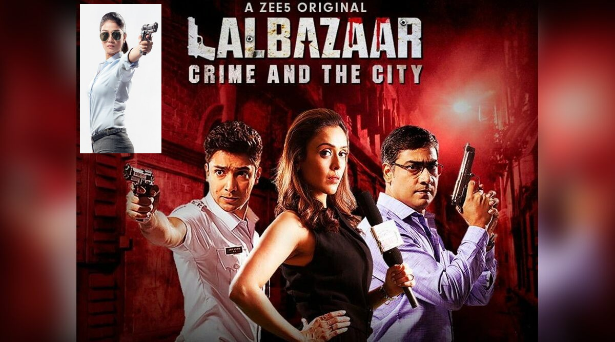 Lalbazaar: Watchable Crime Drama