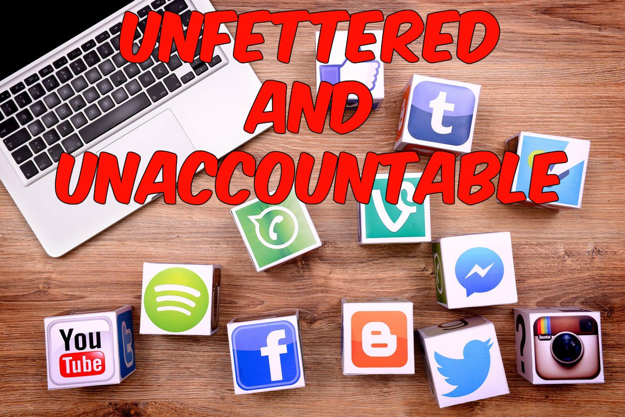 Social Media Platforms Must Be Made Accountable