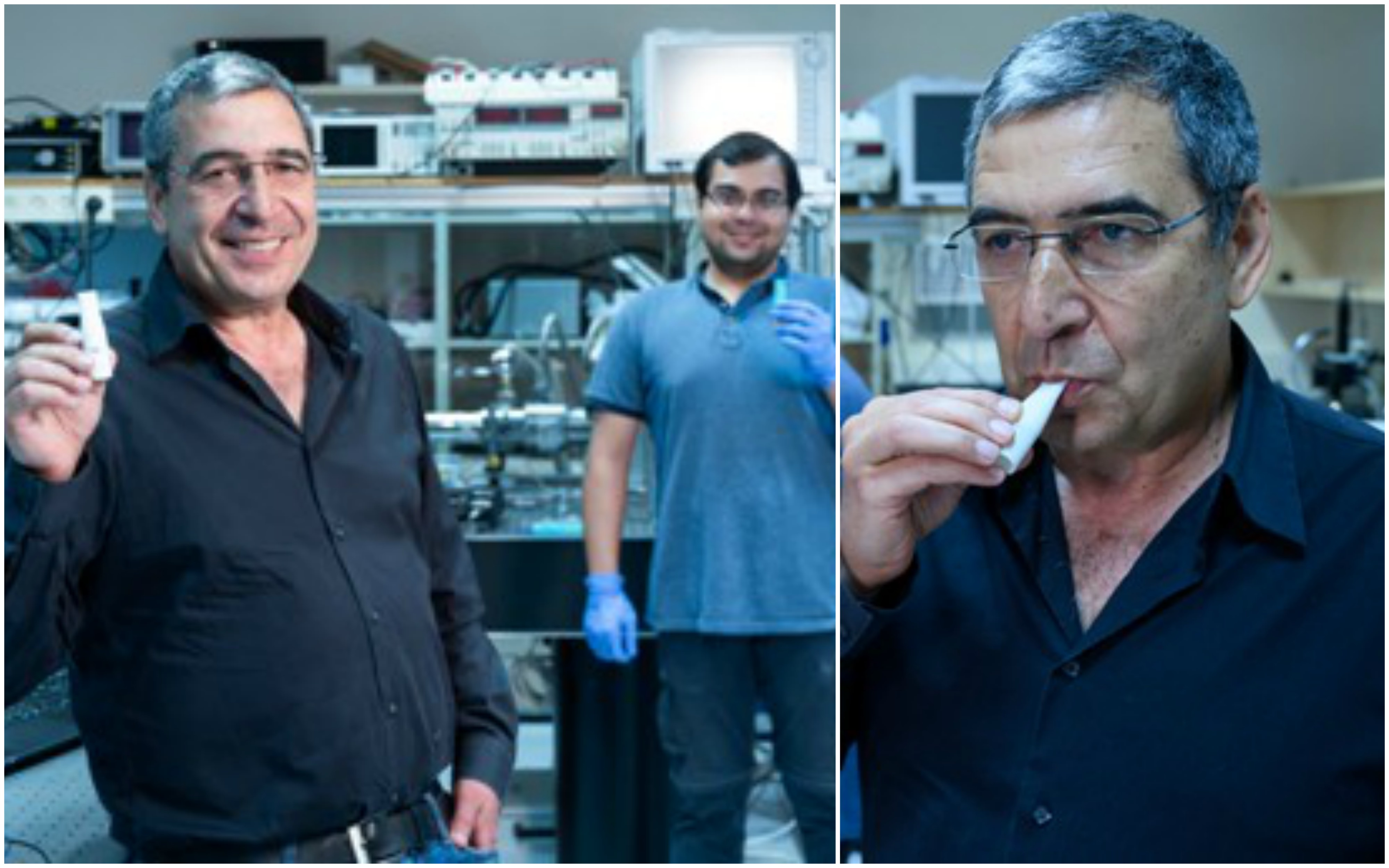 Israeli Scientific Team Claims To Have Invented A Breathalyzer That Detects SARS-CoV-2 Virus In One Minute