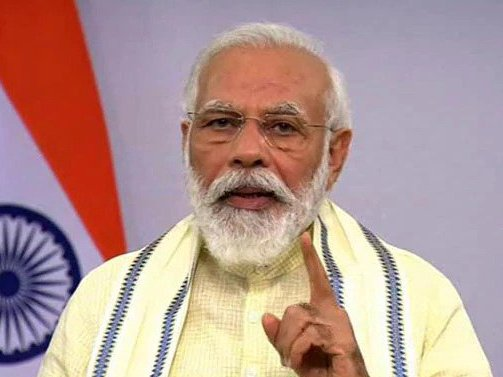 Prime Minister Modi Extends PMGKAY Until November, Warns Against Negligency In Following Rules