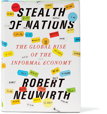 Stealth of Nations: A Look At The ###Parallel Economy### Worldwide