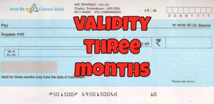 SC Rightly Refuses To Tinker With Validity Period Of Cheques