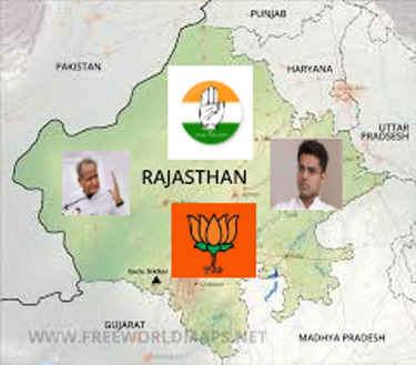 Rajasthan: The Gloves Are Off