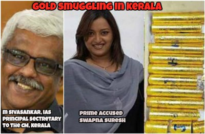 Kerala: Gold Smuggling Shows The Rot In Governance