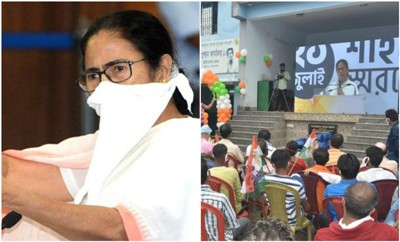 Mamata Banerjee Goes Into Campaign Mode, Tears Into The BJP