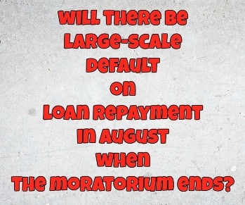 With Little Income, How Will Loans Be Repaid After The Moratorium Ends?