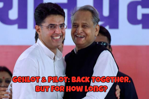 Rajasthan Congress: How Long Will The Truce Last?