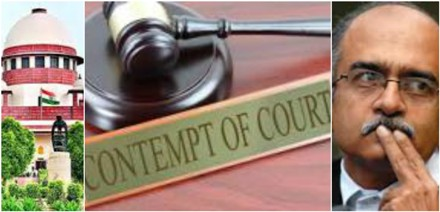Contempt Law: Need To Precisely Define The Term @@@Scandalizing The Courts@@@