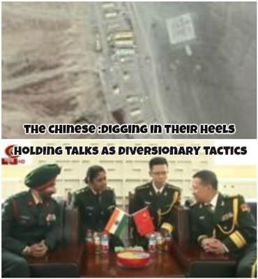 Double-Faced China Keeps India On Tenterhooks