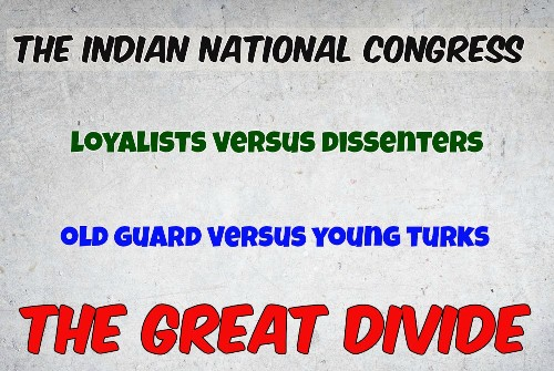 The State Of The Congress Party