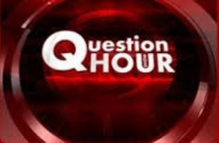 Question Hour: A Just Solution