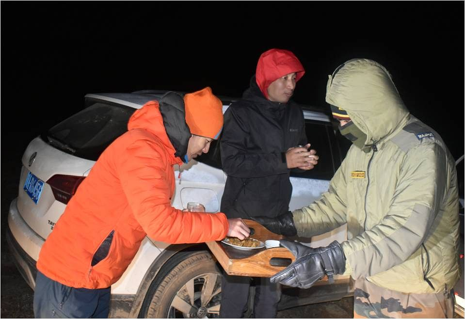 The Chinese Are Acting As Villains In Not Helping India Locate The 5 Men Allegedly Abducted By The PLA In Arunachal