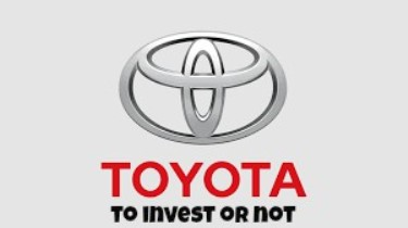 Flip-Flop By Toyota On Investing In India