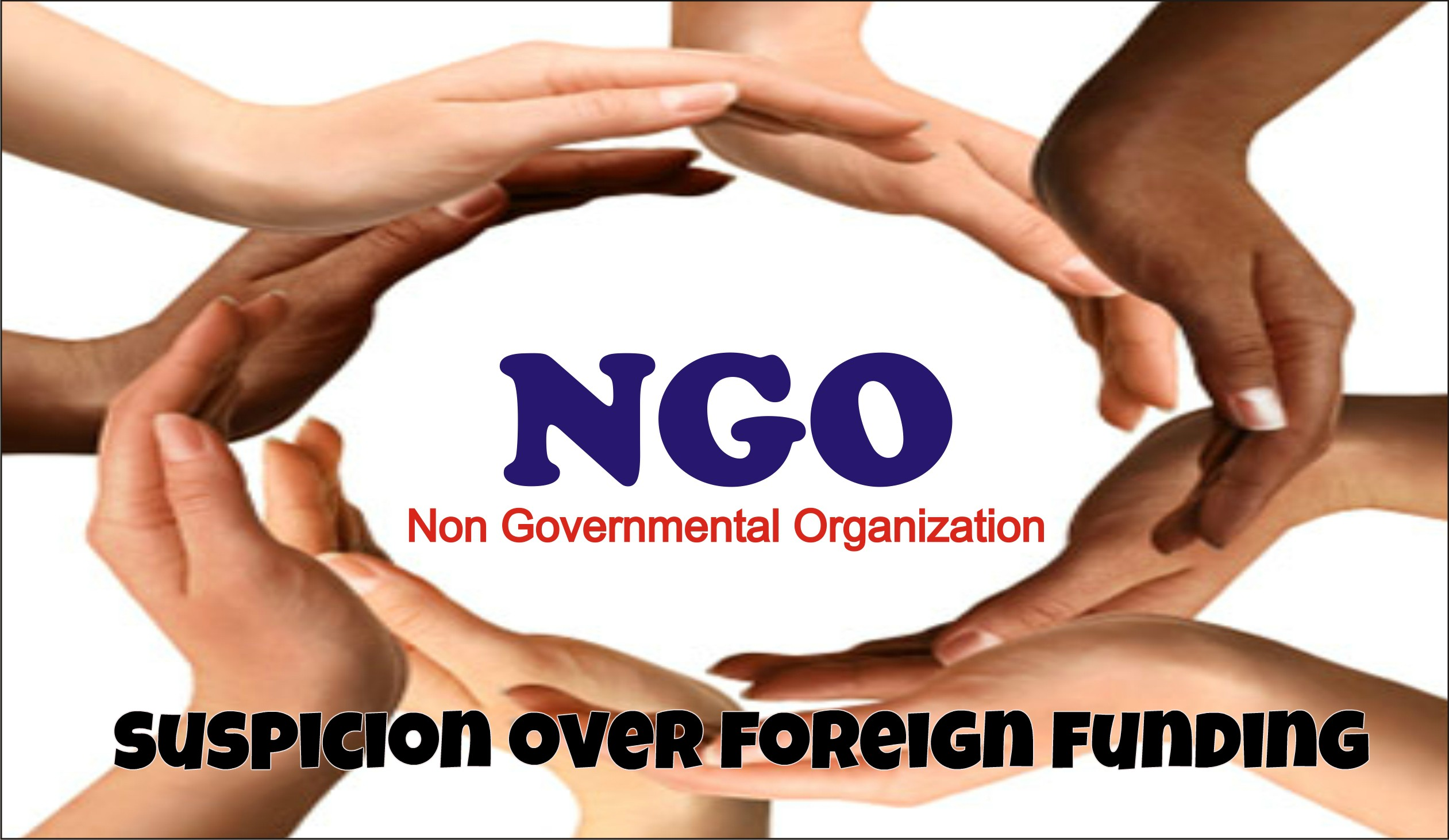 NGOs: Other Ways Must Be Found To Monitor Use Of Foreign Funds