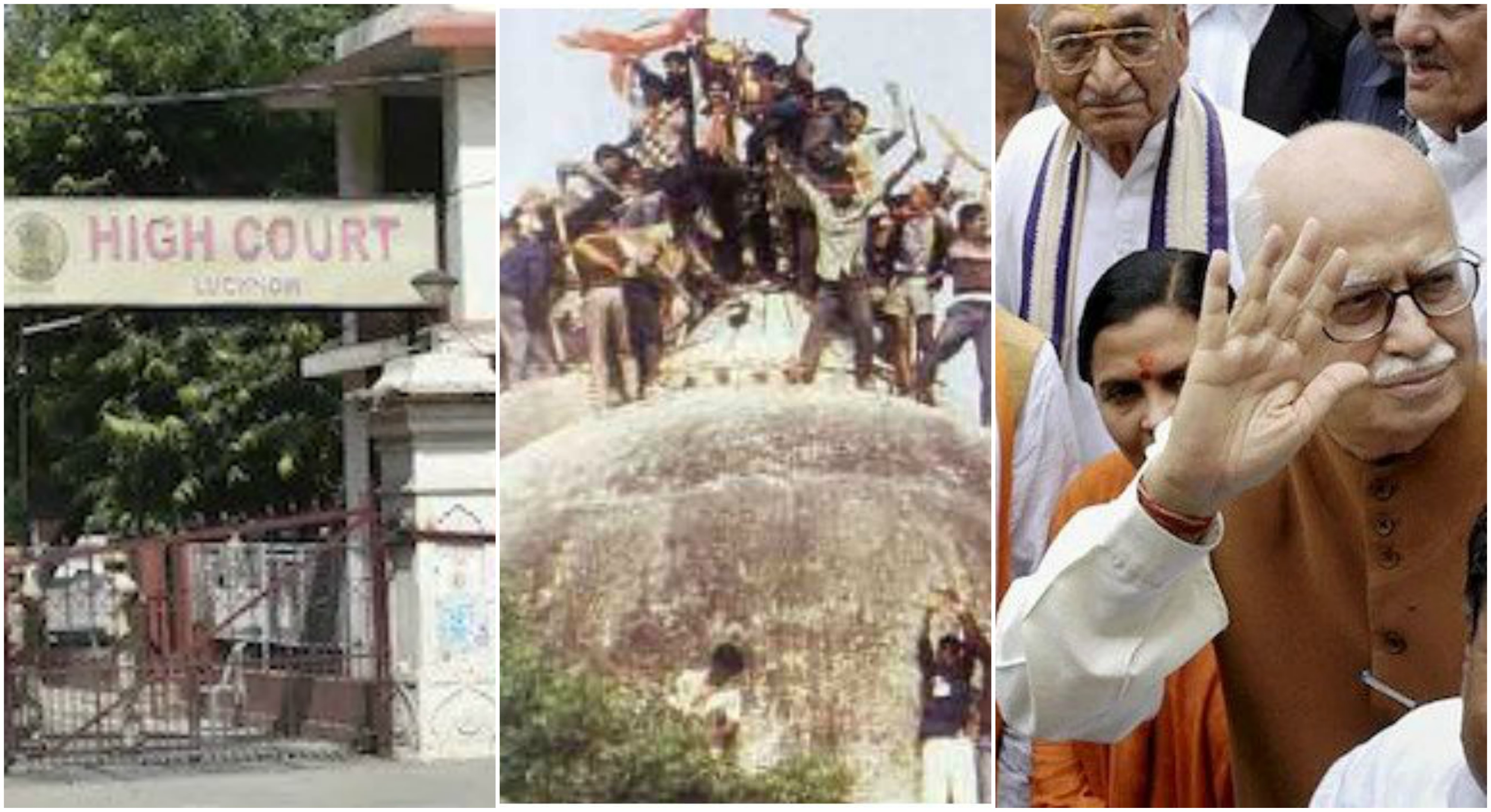 All Accused Acquitted In Babri Masjid Demolition Case