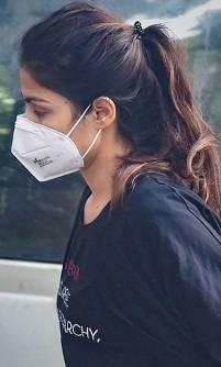 Finally, Rhea Chakraborty Granted Bail By Bombay HC