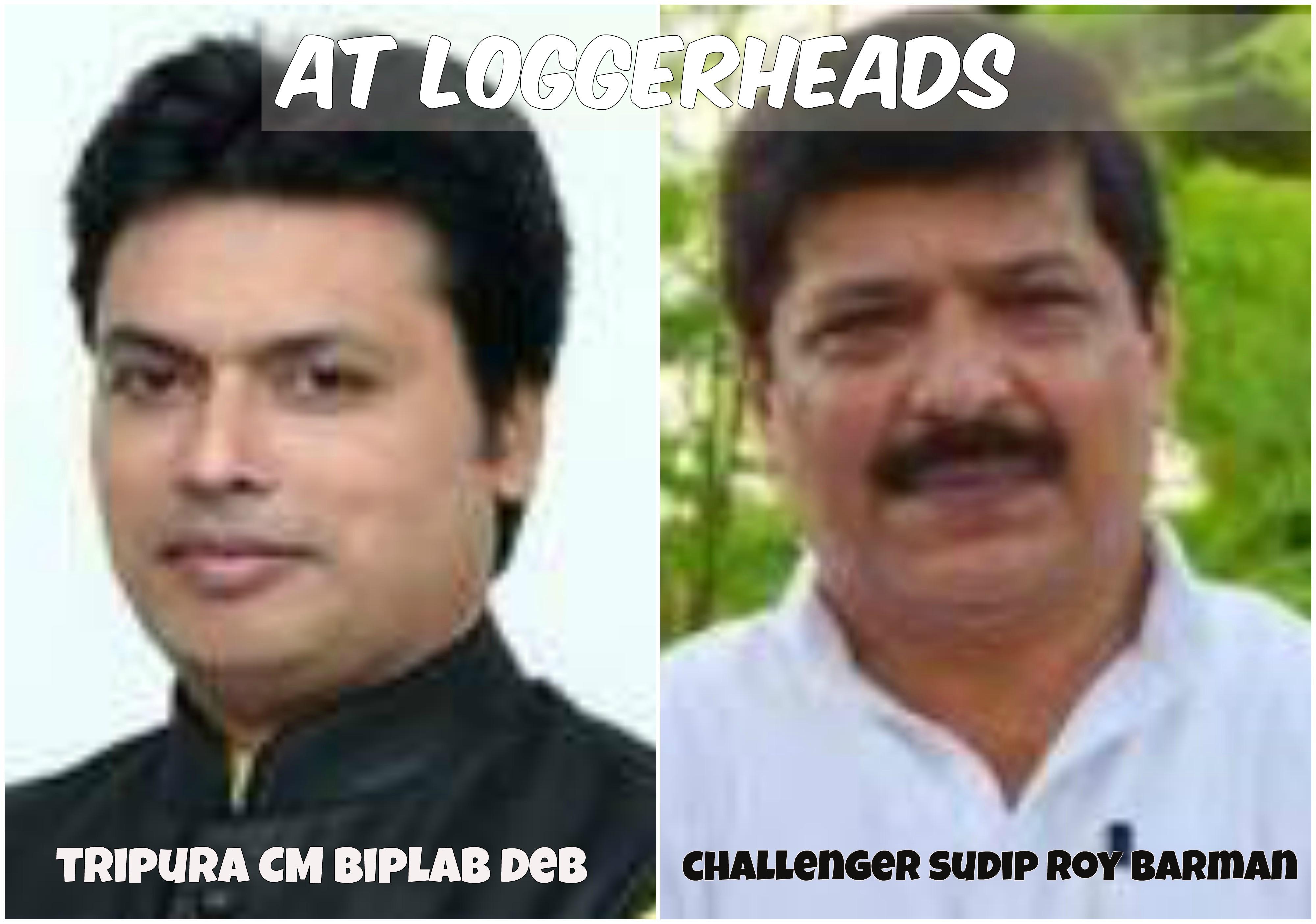 Tripura BJP: Split Wide Open