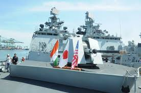Strong Signal To China In Inviting Australia For Malabar Naval Exercises