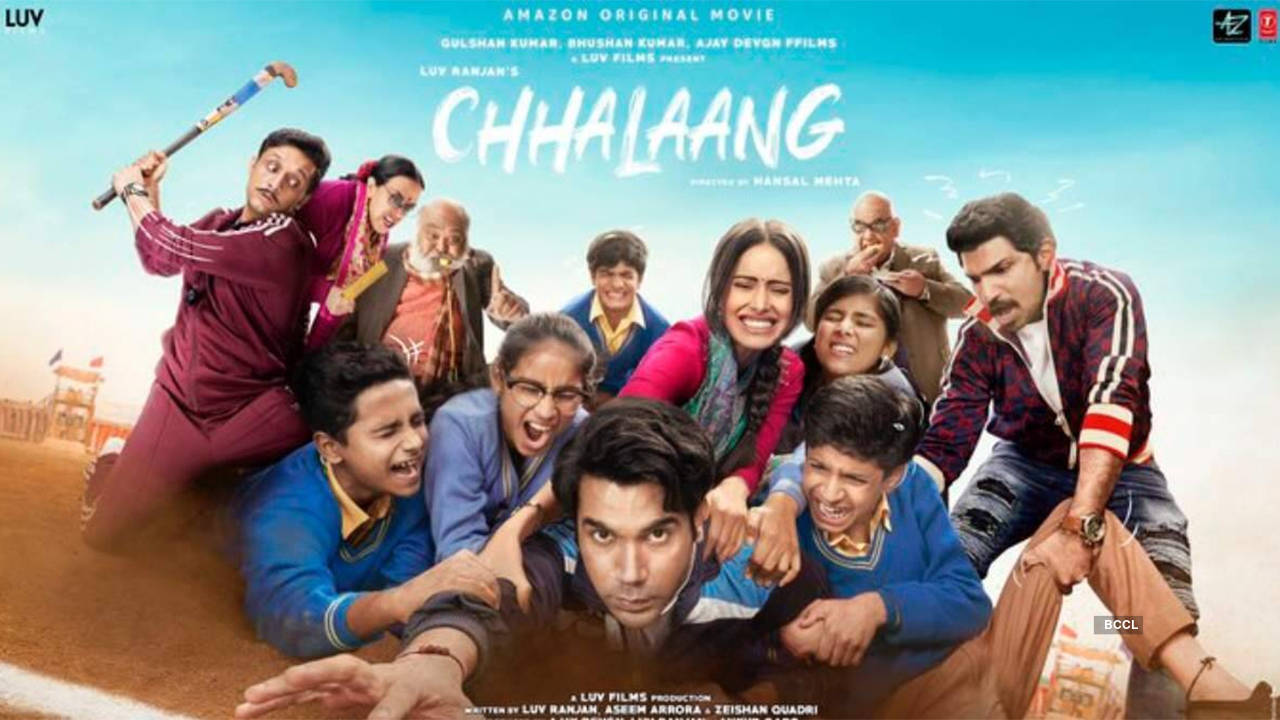 Chhalaang: Simple Tale Well Told