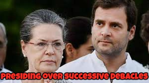 The Congress Party: The Decline Continues Unchecked