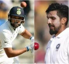 Rohit & Ishant Unlikely To Join The Team For Tests In Australia