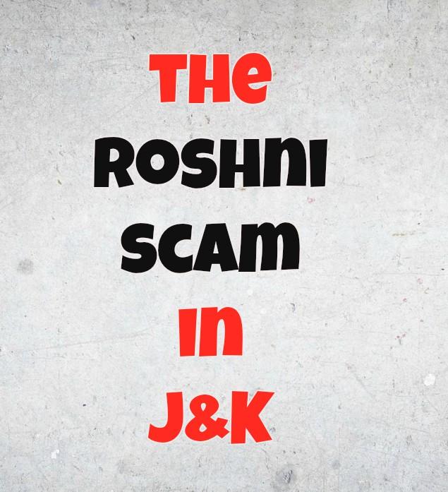 J&K: The Darkness Named Roshni
