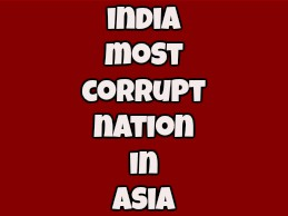 Low-Level Corruption Is Rampant In India