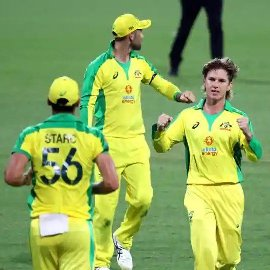 Australia Outplays India In The First ODI