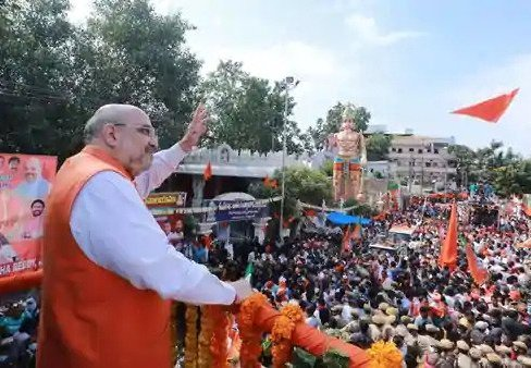 Why Has The BJP Upped The Stakes In Hyderabad?