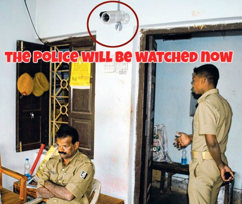 Supreme Court Orders Installation Of CCTVs In Police Stations