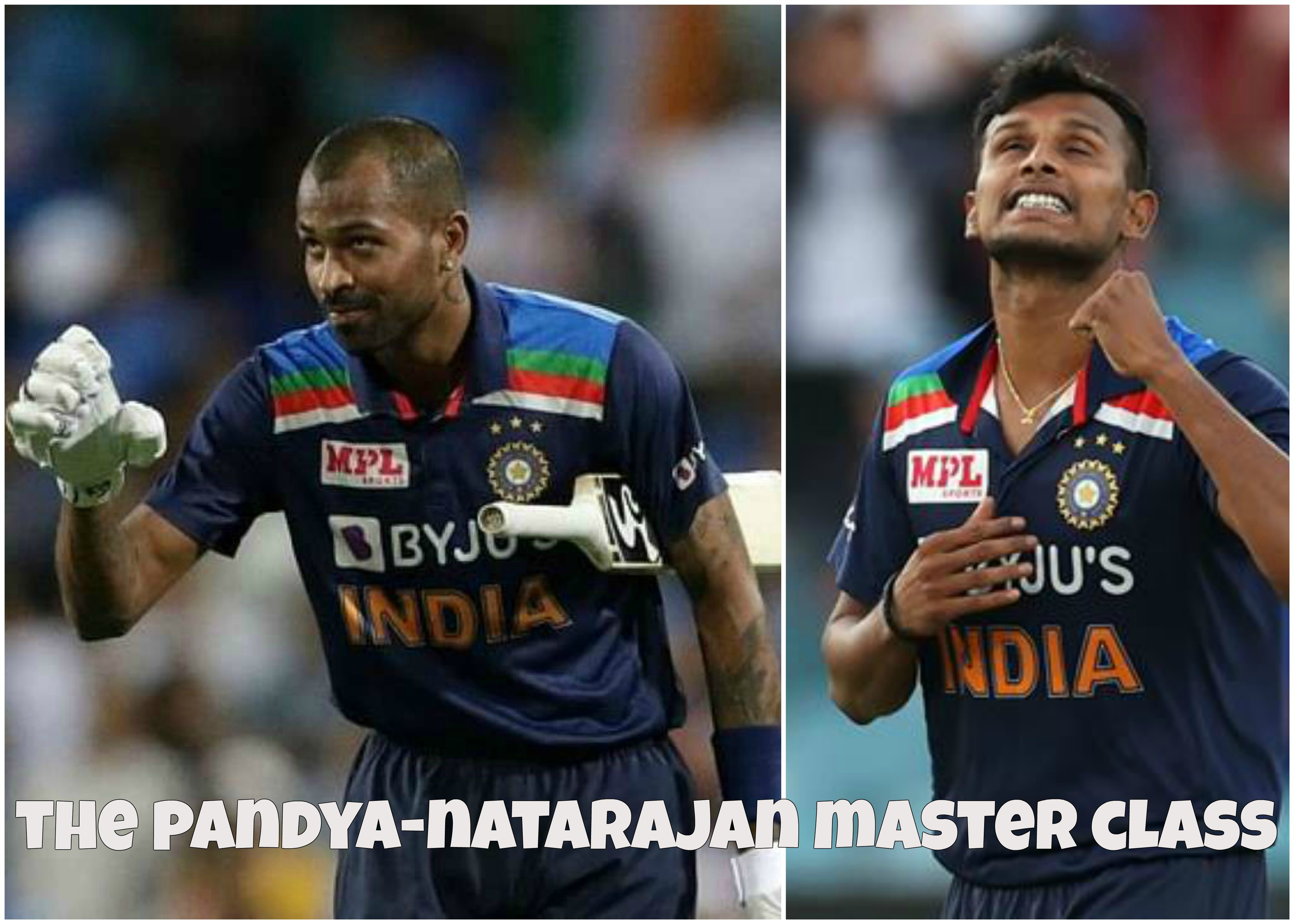 Pandya Shows His Class In Huge Chase