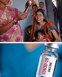 India Must Be Ready To Vaccinate 800 Million People