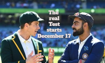 What Should Be The Lineup For The First Test?