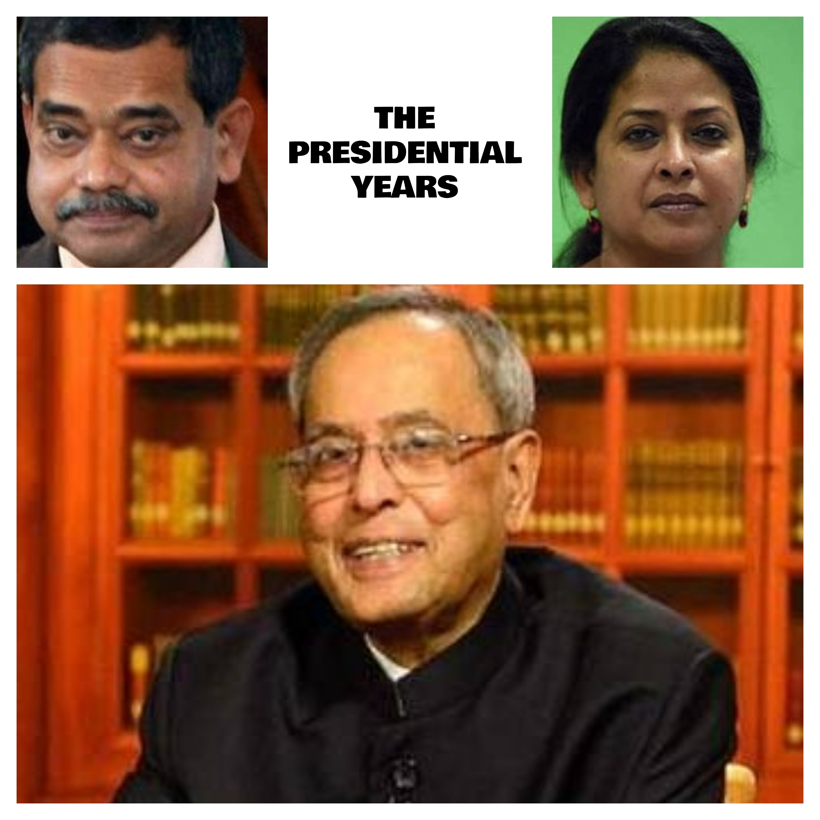Pranab Mukherjee@@@s Offspring: Fighting Over Father@@@s Book