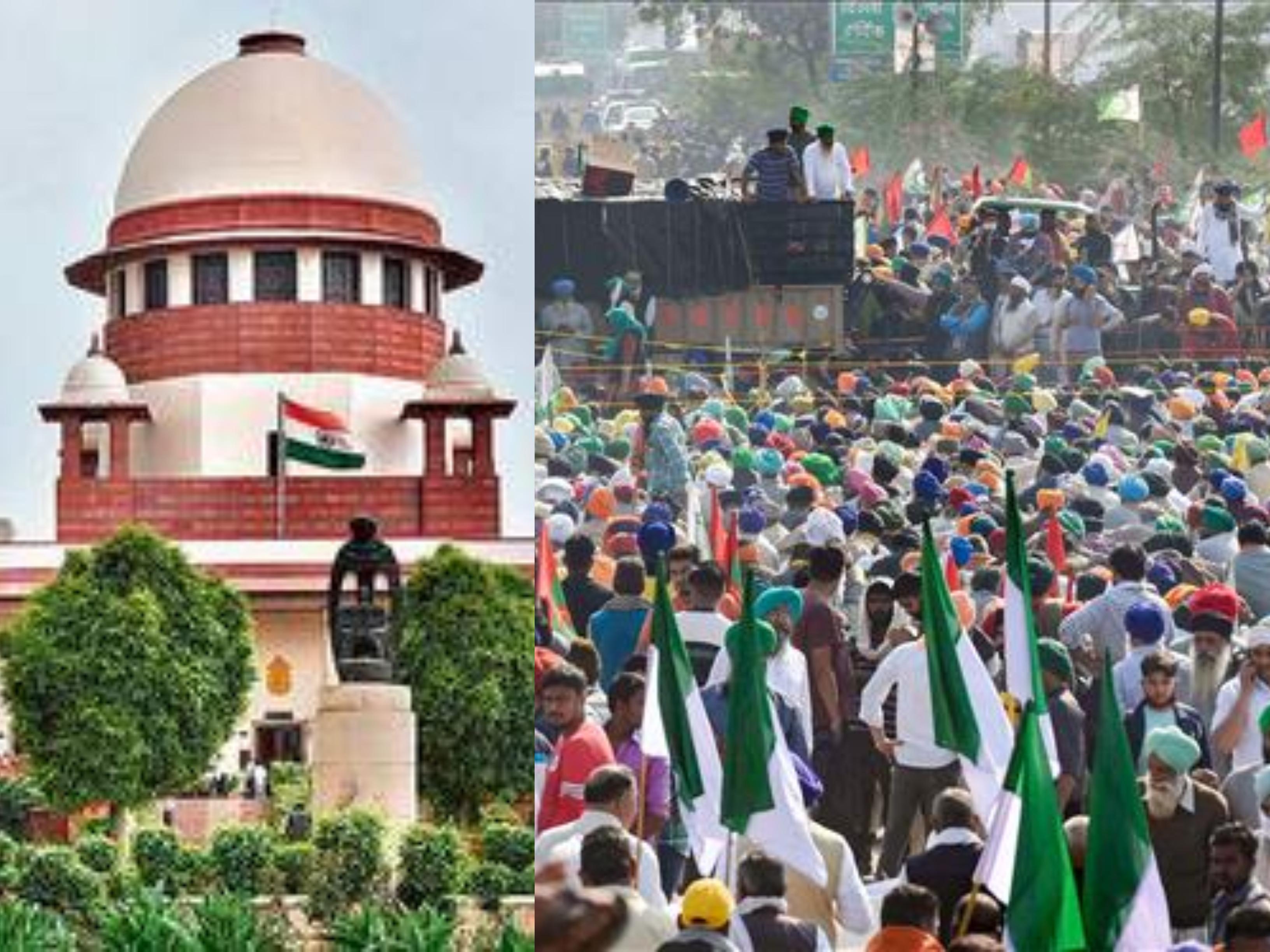 Supreme Court Intervenes In Farm Dispute