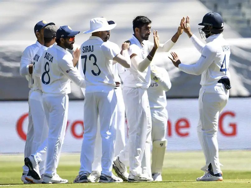 Brilliant India Win The Second Test By 8 Wickets