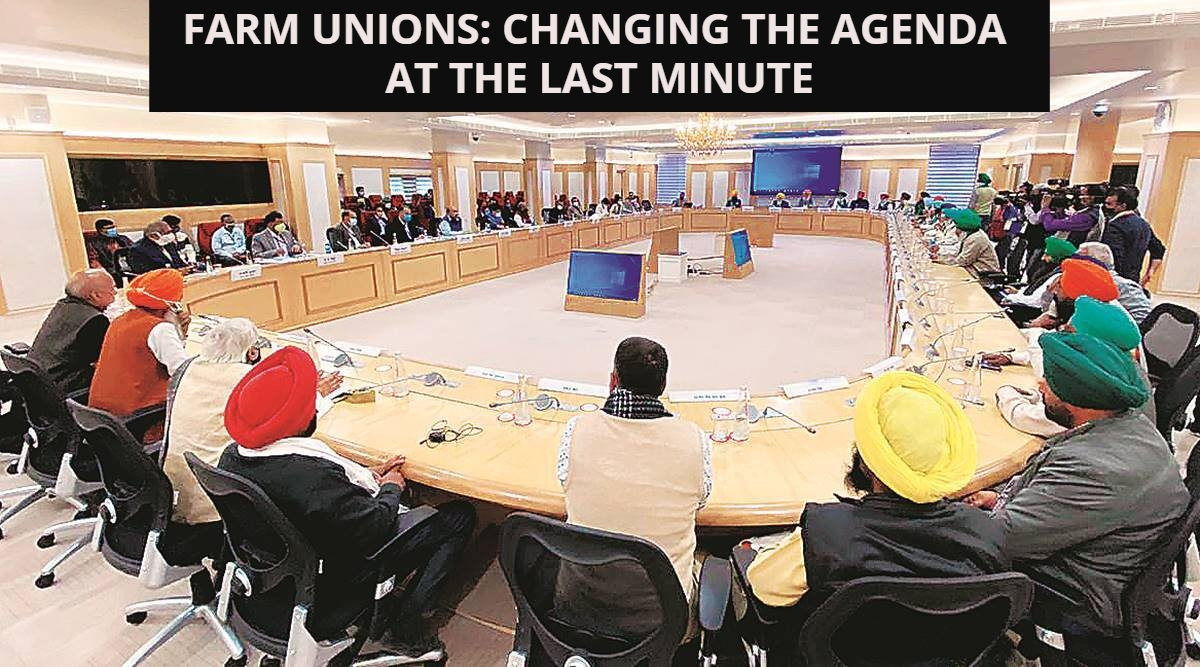 Are Farm Unions Serious In Finding A Resolution?