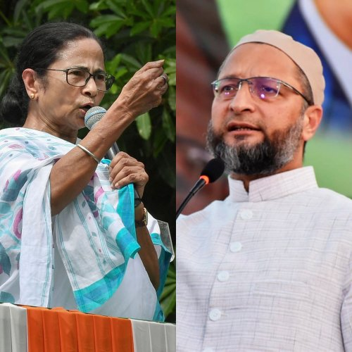 Will Asasuddin Owaisi Queer The Pitch For The TMC?