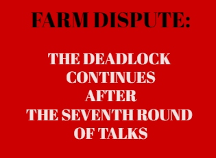 Farm Dispute: The Government Must Seriously Pursue Back Channel Efforts Before Formal Talks