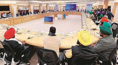 Farm Talks Are Unlikely To Be Cordial Today