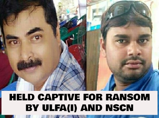 Ulfa(I) Releases Video Of Kidnapped Oil Company Executives, Demands Rs 20 Crore Ransom
