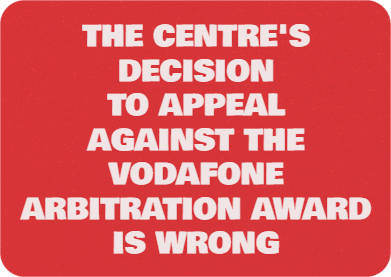 The Government Must Accept The Arbitration Award And Move On