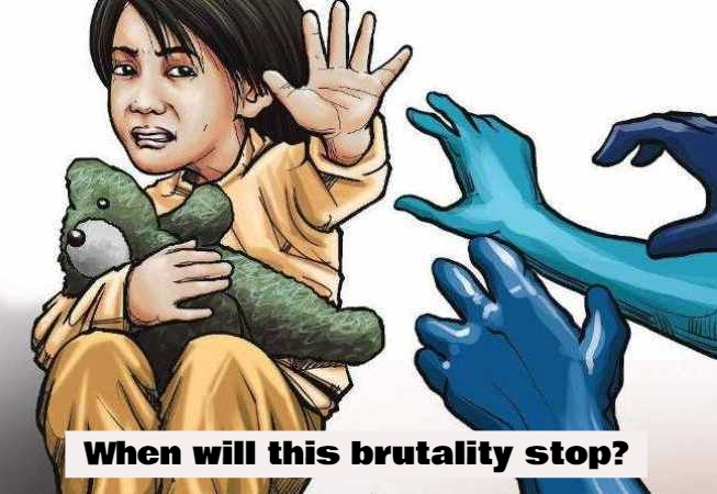 Another 9-Year-Old Raped And Murdered, This Time In Kolkata