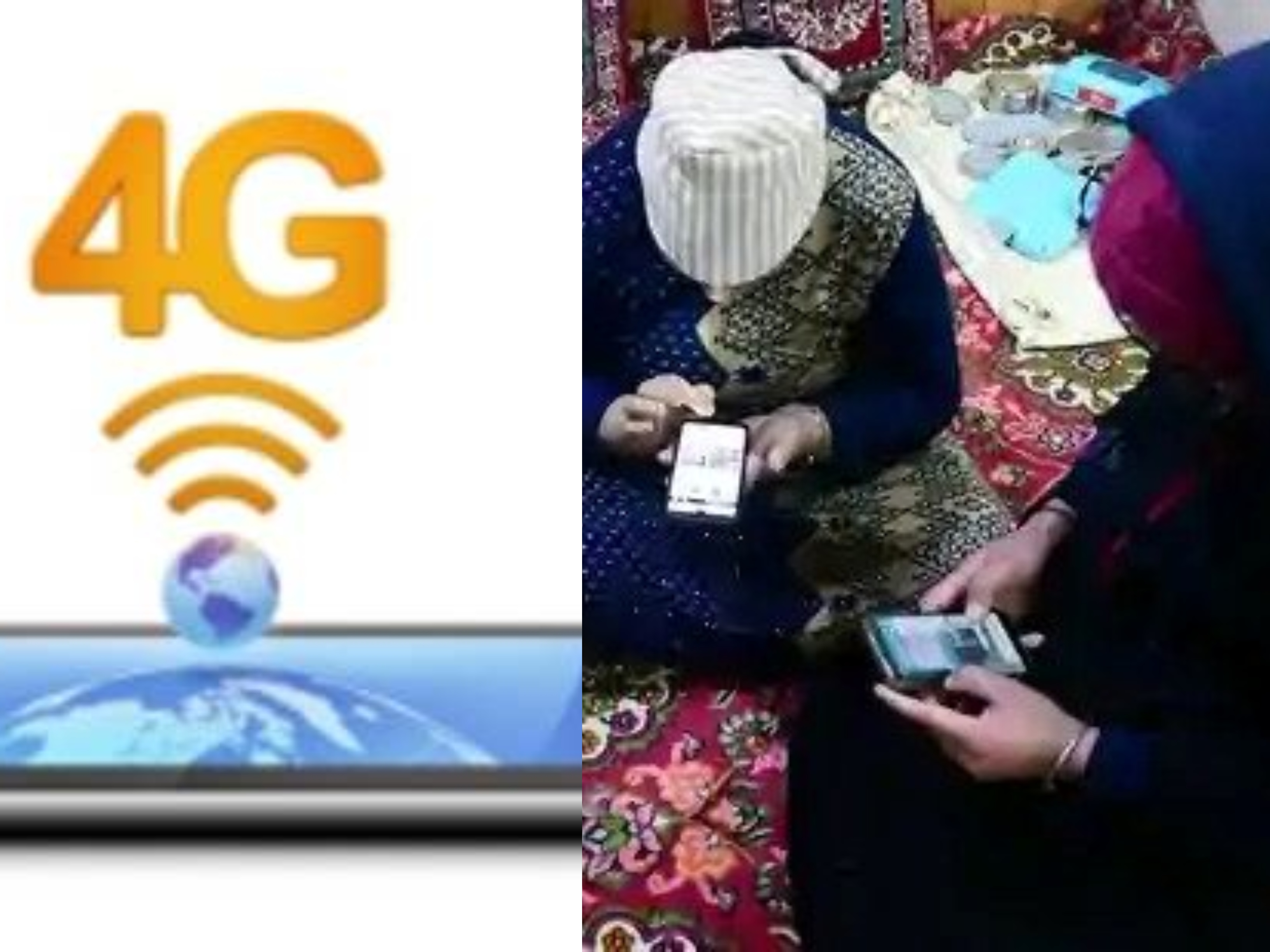 Welcome Restoration Of 4G Services In J&K